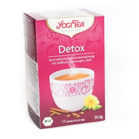 DETOX (Tēja organisma attīrīšanai)