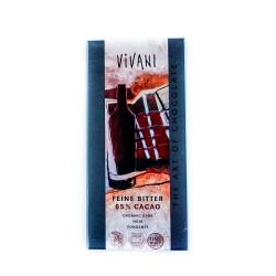 BIO tumšā šokolāde ar 85% kakao