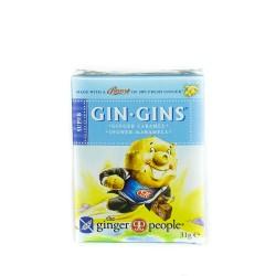Ingvera karameles bez glutēna, 31g