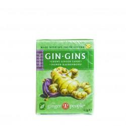 The Ginger People, Košļājamās ingvera konfektes oriģinālās, bez glutēna, 42g