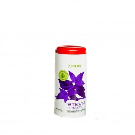 Stēvijas tabletes, 40g ( 500 gb tabletes)