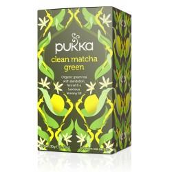 Clean Matcha Green (Dzidrais matčas zaļums)