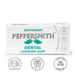 Peppersmith Košļājamā gumija peppermint, 15g