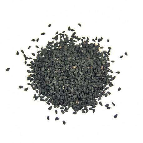 Melno ķimeņu sēklas