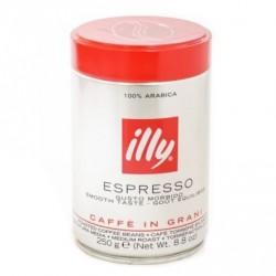 Kafijas pupiņas Illy, Vidēji Grauzdētas, 250g